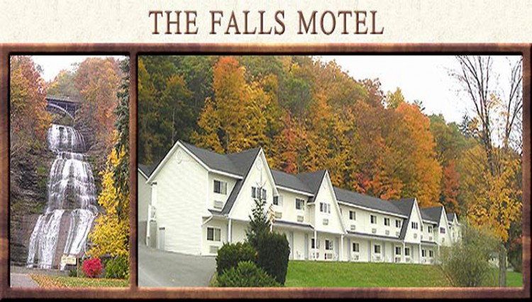 The Falls Motel in Montour Falls