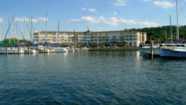 Harbor Hotel on Seneca Lake