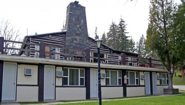 Seneca Lodge motel rooms exterior