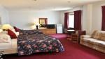 Villager Manor hotel room