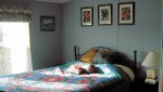 Ginger Cat Bed & Breakfast's bedroom