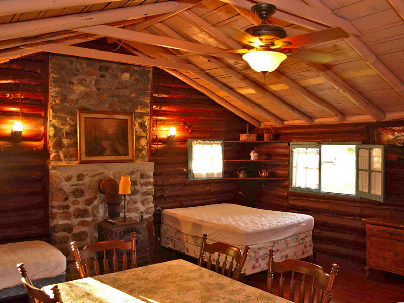 Rustic log cabins watkins glen lodging for One room log cabin for sale