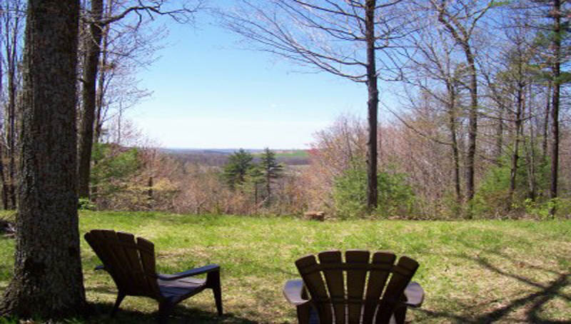 Hunters view cabin watkins glen lodging for Cabin rentals vicino a watkins glen ny