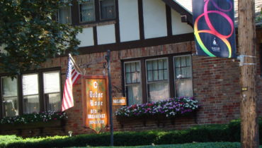 Tudor Rose bnb in downtown Watkins Glen
