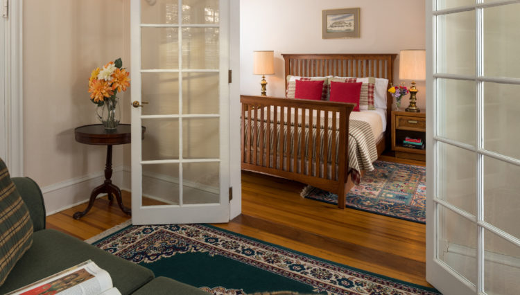 Idlewild Inn combines comfort and charm in guestroom 5