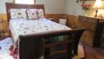 Dean Lane bnb cozy bedroom